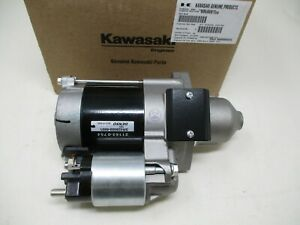 Kawasaki Starter 99996-6120 FX 481V FX 541V FX 600V FX 651V FX 691V FX73 OEM