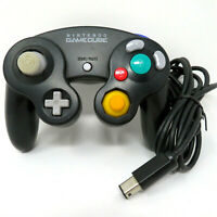 Nintendo Gamecube Black Controller - OEM Genuine Original DOL-003