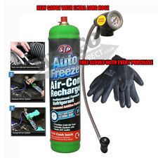 Car Air Con Kit Top up Aircon Conditioning Recharge Refill DIY 18oz Leak Sealer