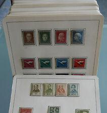 Ungeprüfte postfrische Briefmarken aus der BRD (1955-1959)