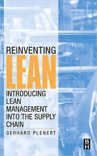 Reinventing Lean: Introducing Lean Management into the Supply Chain-ExLibrary