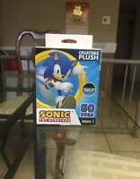 Sonic The Hedgehog BIg Head Plush Blind Box Collectible Soft Toys