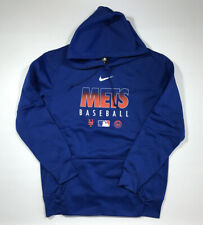 2020 New York Mets Majestic Authentic Collection Sweatshirt Size Large New