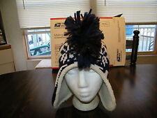 L A Galaxy Mohawk style knit winter cap, ADIDAS HEAD WEAR, NWT