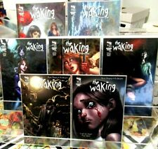 Zenescope Comics THE WAKING #3a #4a DREAM'S END #2a #3a #3b #4a #4b GGA NM 2010