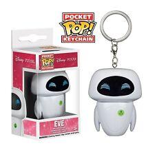 Funko - POP Keychain: Disney - Eve Vinyl Action Figure New In Box