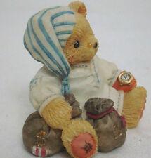 Cherished Teddies Ebearnezer Scrooge 617296 Bah Humbug Mint