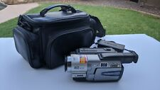 Sony Handycam CCD-TRV58 8mm Hi-8 Analog Camcorder With Case