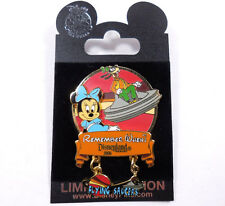 Disneyland 2006 Remember When Flying Saucers with Minnie LE 750 Surprise Pin