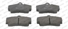 BRAKE PADS REAR - PORSCHE BOXSTER S ROASTER 2002-2005 - 3.2L FLAT6 - FDB1308