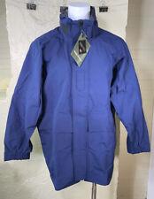 NWT Propper Foul Weather II Parka Gore Tex Blue USCG Jacket Men's Sz XLL Long