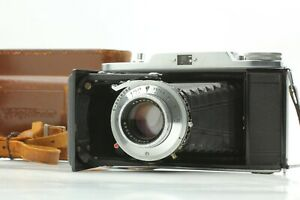[Mint] Voigtlander Bessa I 6x9 Bellows Folding Camera w/ Vaskar 105mm Lens Japan
