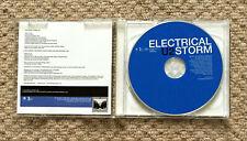 U2 - ELECTRICAL STORM / BAD/40/WTSHNN CD2, ISLAND RECORDS, CIDX 808 (2002) VG/EX