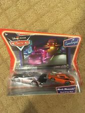 Disney Pixar Cars Movie Moments Boost and Snot Rod RARE NEW Mattel Supercharged