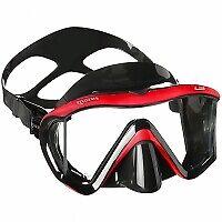 AngebotsKracher - Mares Tauchmaske i3 - Schwarz Rot