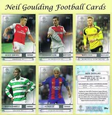 Champions League SHOWCASE 2016-2017 ☆ Football Cards ☆ #1 to #100