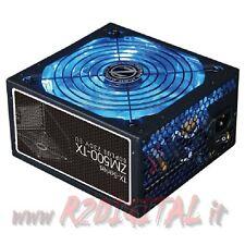 ALIMENTATORE PC ZALMAN ZM500-TX ATX TX 500 WATT 80+ 14Cm VENTOLA GRANDE SILENT