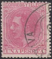 España Spain 207 1879 Alfonso XII Usado