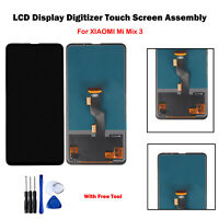 Replacement For XIAOMI Mi Mix3 Mix 3 LCD Display Touch Screen Digitizer Black