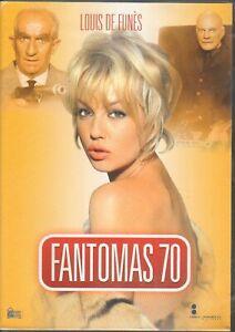 Fantomas 70 un film di Louis De Funes DVD in Italiano. Editoriale