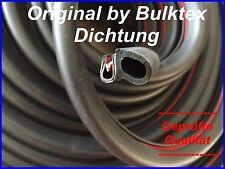 Türdichtgummi Gummiprofil Karosse Bulktex® passend für BARKAS B1000 alle 4 Türen