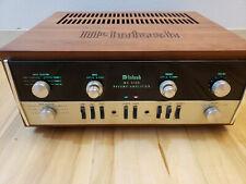 McIntosh MA 5100 Preamp-Amplifier. Excellent!