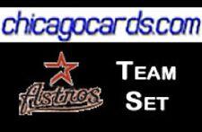 Houston ASTROS 2008 Goudey 6cd Team Set Stars JR Towels RC Hunter Pence Oswalt