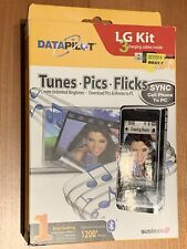 Susteen DataPilot Lg Kit & other phones - Sync Cell Phone to Pc