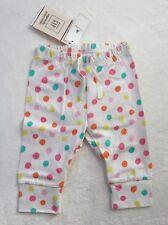 Baby Gap Organic Cotton Pants Polka Dot 3-6 Months Nwt