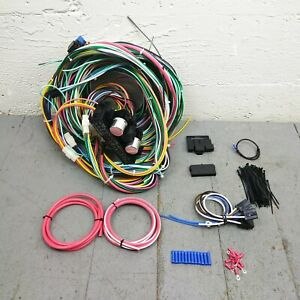 1975 - 1988 Mercedes Benz Wire Harness Upgrade Kit fits painless fuse block new