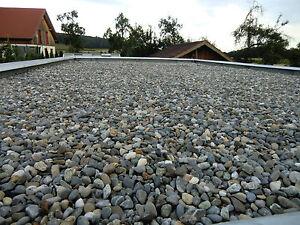 Kiesdach für Garage  für 18 m²