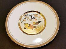 Toyo The Art Of Chokin Plate, Decorate The Armament Of The Samurai Warriors