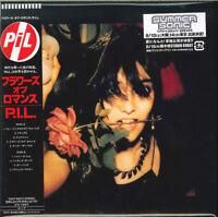 PUBLIC IMAGE LTD-FLOWERS OF ROMANCE-JAPAN MINI LP SHM-CD G00