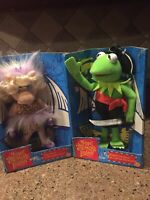 Kermit The Frog And Miss Piggy Muppet Treasure Island In original box