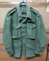 GENUINE US ARMY VIETNAM M51 FIELD JACKET GC - VG COND !!! MEDIUM SHORT