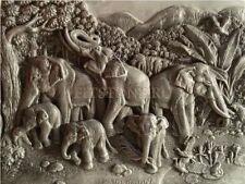 Stone veneer molds