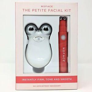 NuFACE The Petite Facial Kit Mini + Fix EX DISPLAY Damaged Box No Primer No Gel