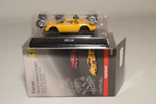 V 1:64 249 KYOSHO COLLECTION 7 NEO FERRARI 250 LM 250LM YELLOW MINT BOXED RARE