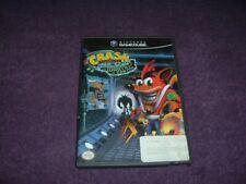 Crash Bandicoot: The Wrath of Cortex Nintendo GameCube No Manual.