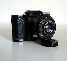 Antique French Miniature Camera Anastigmat Lypar Lumière 1 :35 & Original Case.