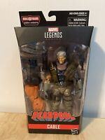 Marvel Legends X-Men CABLE Figure Sasquatch BaF Unopened
