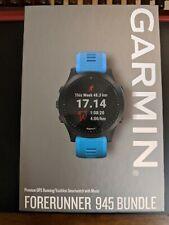Garmin Forerunner 945 Tri- Bundle GPS Watch