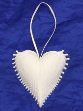 "Margaret Furlong 2.5"" Wings Of Love Porcelain Ornament Vintage 23537 Christmas"