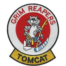 US Navy VF-101 Patch Grim Reapers Tomcat Patch