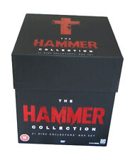 The Hammer Collection (DVD, 2006, 21-Disc Set, Box Set)