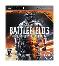 Muy raros-Battlefield 3 Premium Edition PS3 2012 Playstation 3