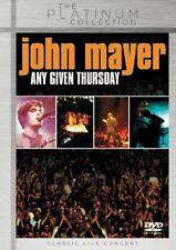John Mayer - Any Given Thursday DVD COLUMBIA