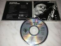 CD BEN WEBSTER - STORMY WEATHER
