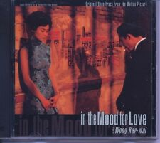 CD BOF IN THE MOOD FOR LOVE Wong Kar Wai soundtrack