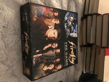 2013 Joss whedon's Firefly the game Gale Force nine sealed